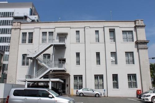 0236:神戸郵船ビル 西側外観