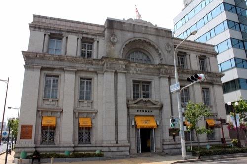 0236:神戸郵船ビル 正面外観①