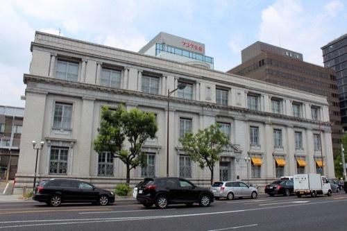 0236:神戸郵船ビル 海岸通側外観①