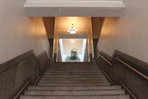 0237:海岸ビルヂング 階段