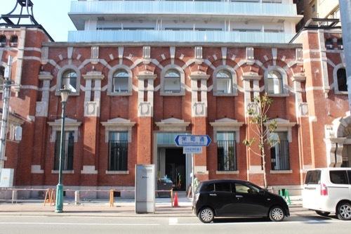 0238:旧第一銀行神戸支店 冬撮影④
