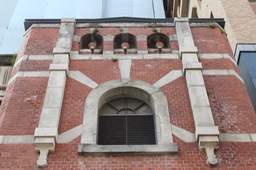 0238:旧第一銀行神戸支店 南側ファサード③