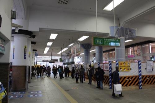 0239:JR神戸駅舎 コンコース南側①