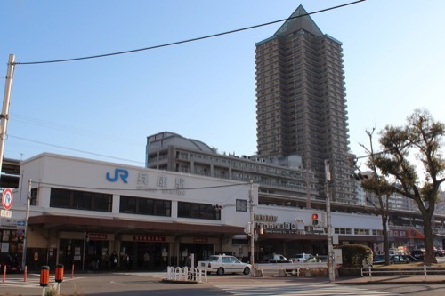 0240:JR兵庫駅舎 メイン