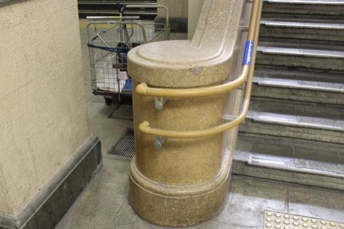 0240:JR兵庫駅舎 階段②