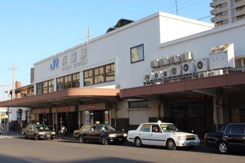 0240:JR兵庫駅舎 西側から②