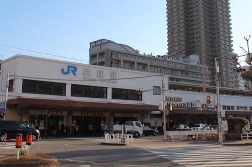 0240:JR兵庫駅舎 東側から