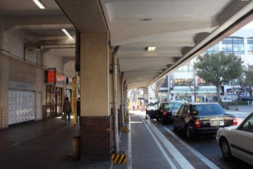 0240:JR兵庫駅舎 庇と西側空間②