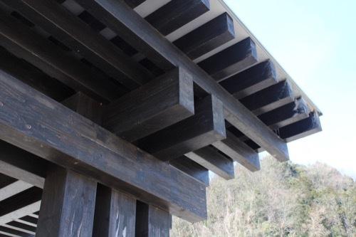 0243:豊岡市立歴史博物館 手前の屋根②