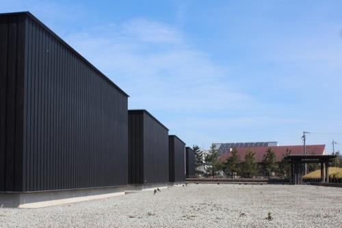 0243:豊岡市立歴史博物館 西側から外観を見る