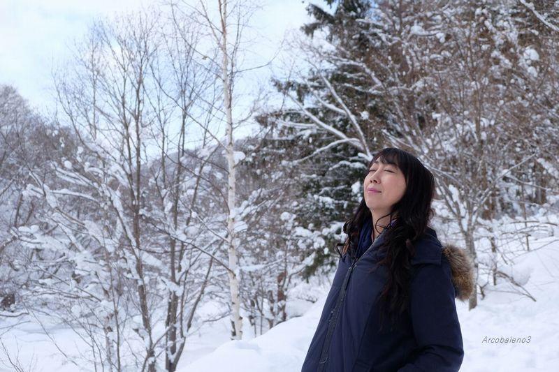 そのみ 雪景色