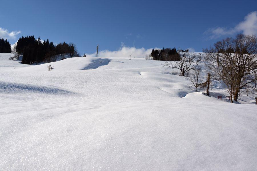 スキー場 跡-1
