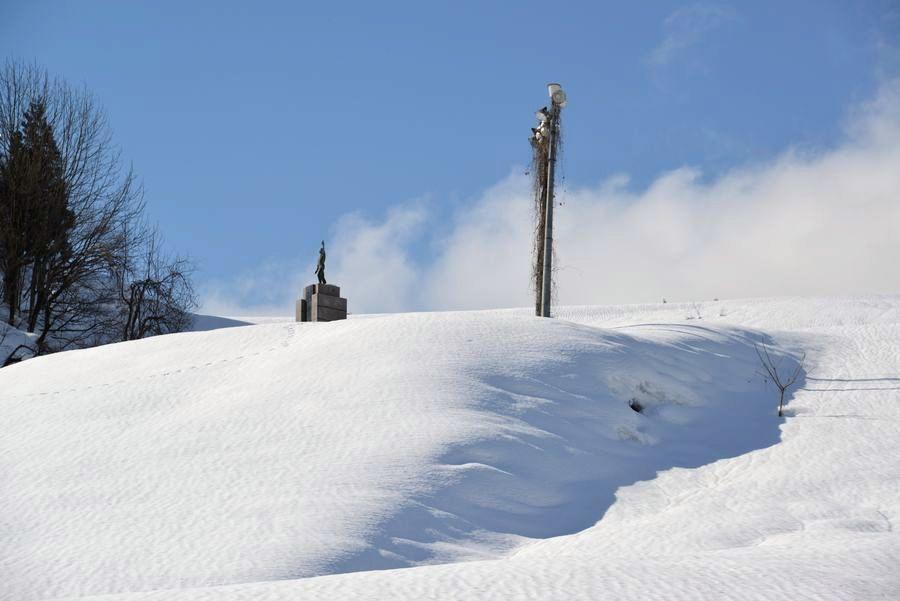 スキー場 跡-2