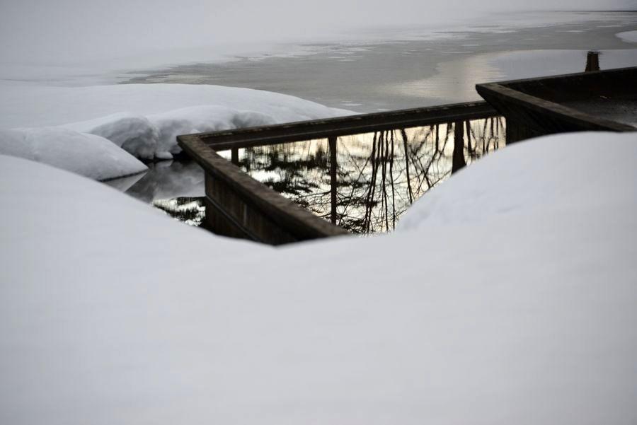 雪の美術館-3