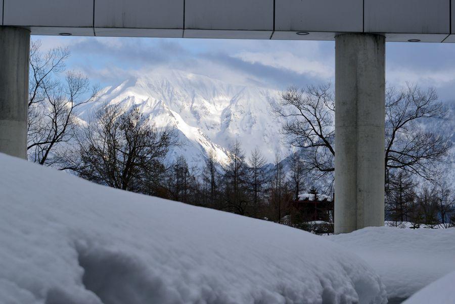 雪の美術館-5