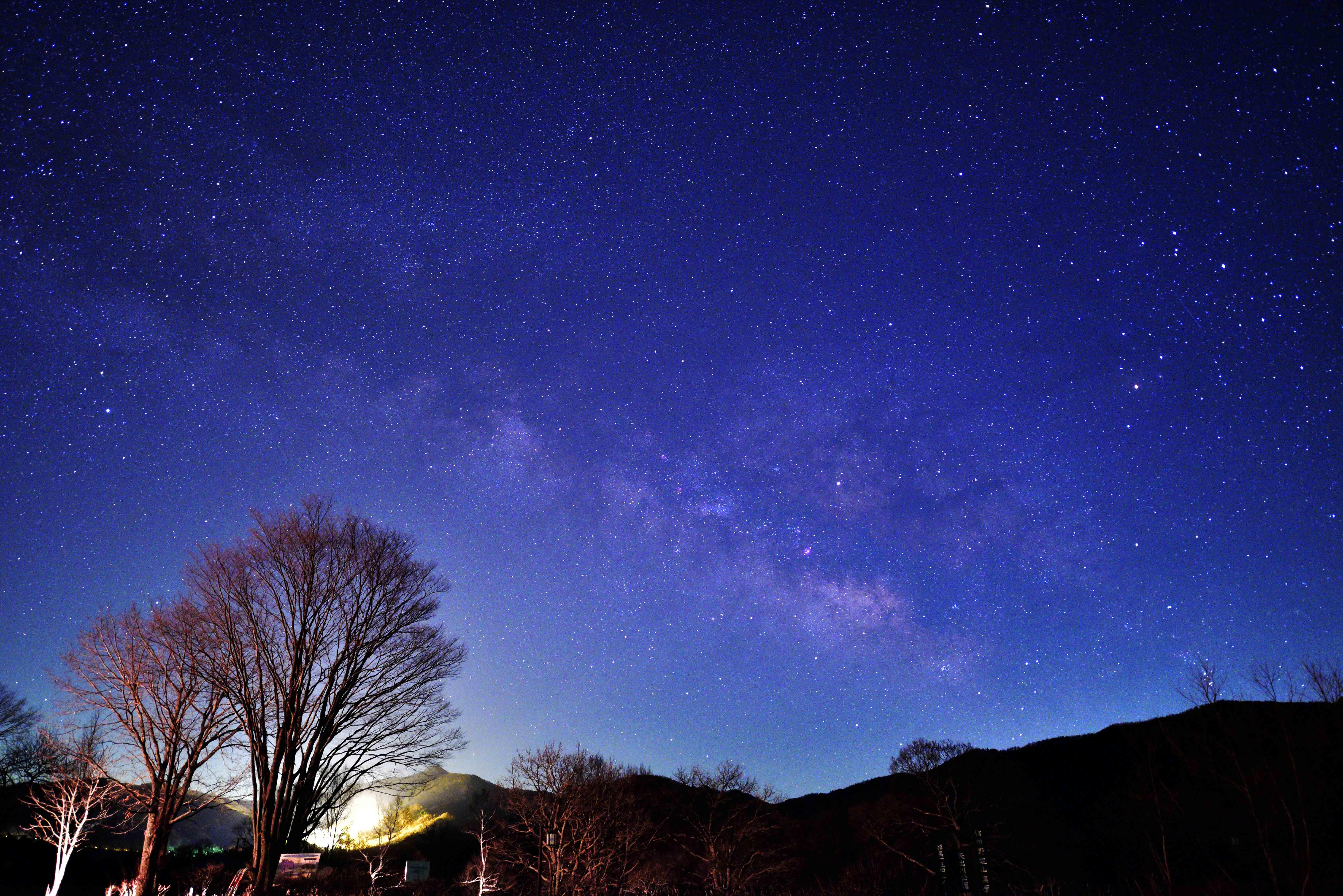夜空と星の展示会4、TOP用画像