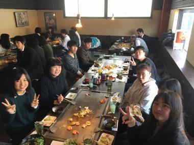20170226南部懇親会 偶 懇親会
