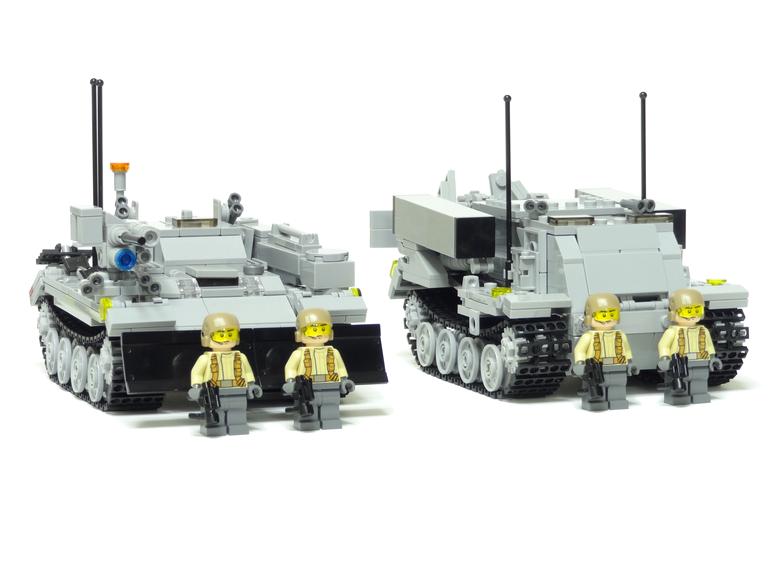 レゴ 工兵部隊