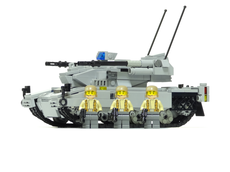 レゴ 対空部隊