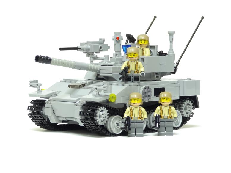 レゴ 偵察部隊
