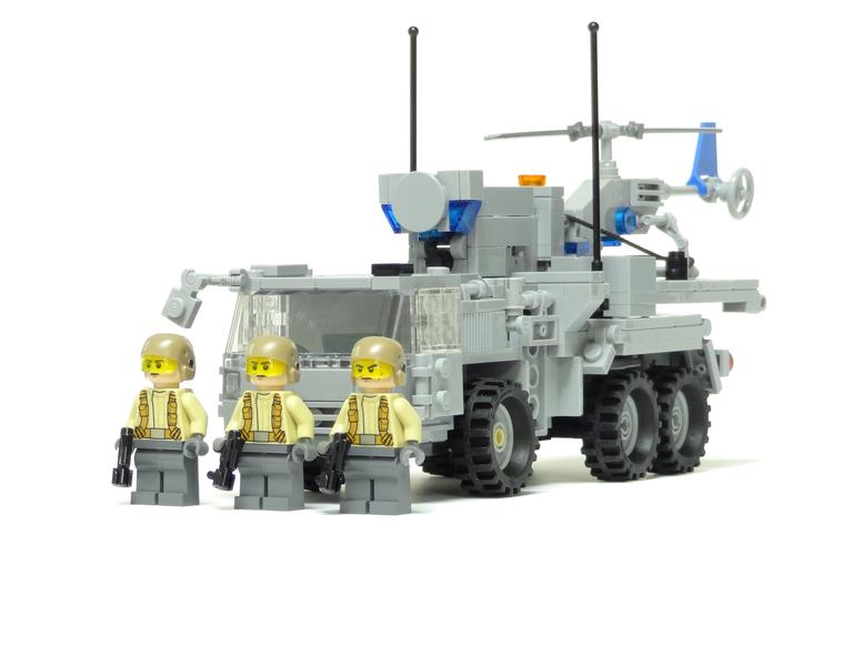 レゴ 情報部隊