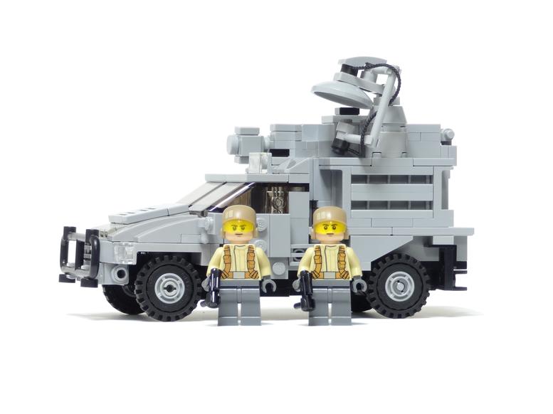 レゴ 通信部隊