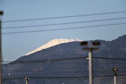 2月富士山