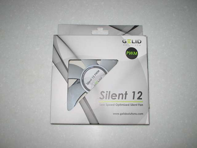 PC ファン GELID Solutions GELID SILENT 12 PWM 購入