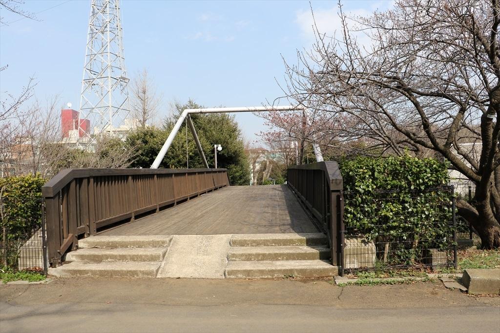 大岡山北地区に通じる橋_1