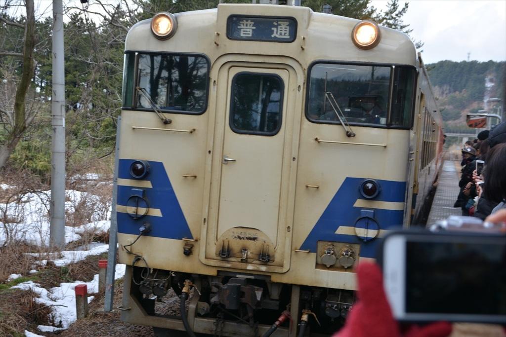 やっと列車が到着_4