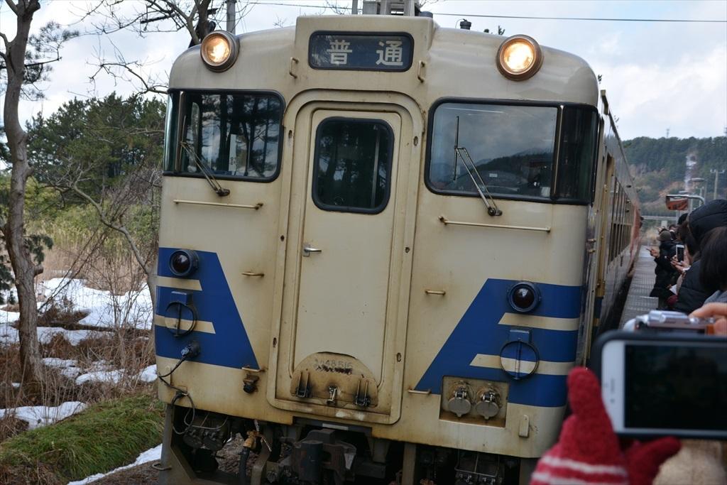 やっと列車が到着_5