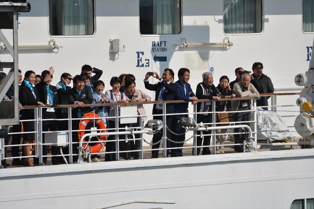船客の人たち