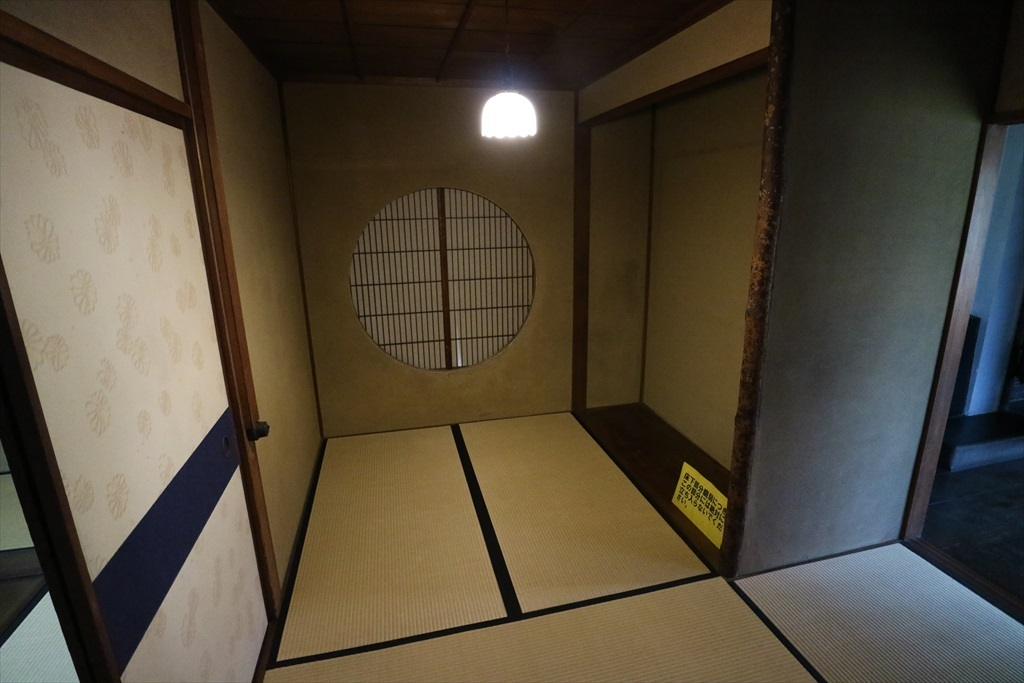 円窓の部屋(非公開)