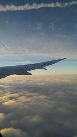 2017沖縄飛行機