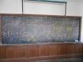 170305黒板もファンのメッセージでいっぱい