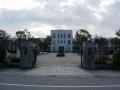 170311旧豊郷小学校に到着