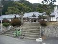 170318山田公民館は戦前の木造校舎を転用