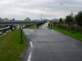 170415自転車道分岐を近江大橋へ