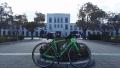 170311今日は自転車で来た