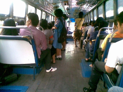 seat in bus