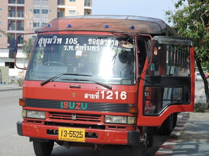 Song-Taew bus (2)