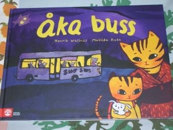 Åka buss表紙