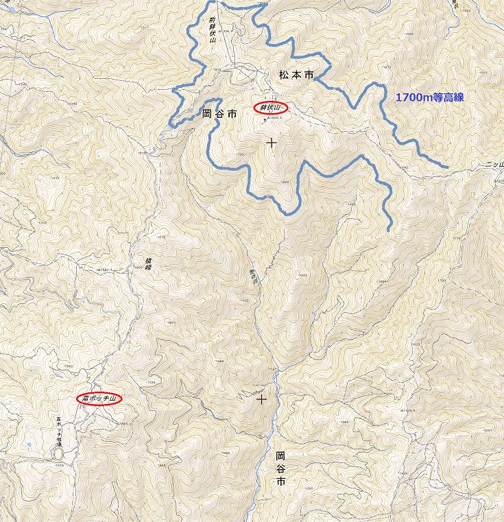 鉢伏山(2)