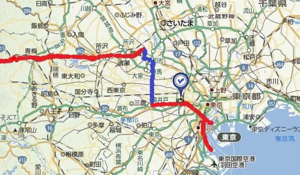 東京ハイク3