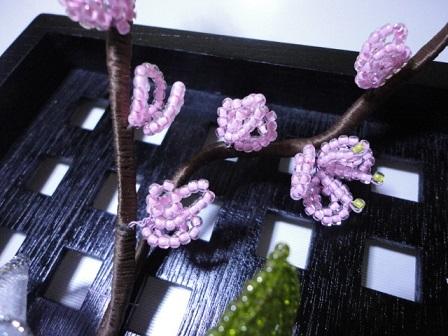 桃と菜の花④