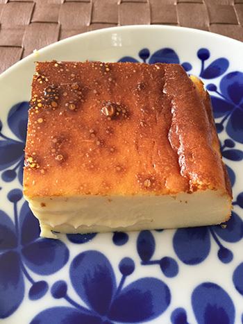 バル風チーズケーキ