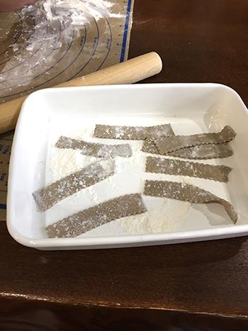 ロンバルディアのお料理