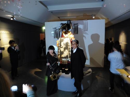 ギメコシノさんと高田さん