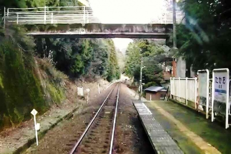 樽見鉄道 高尾駅snapshot