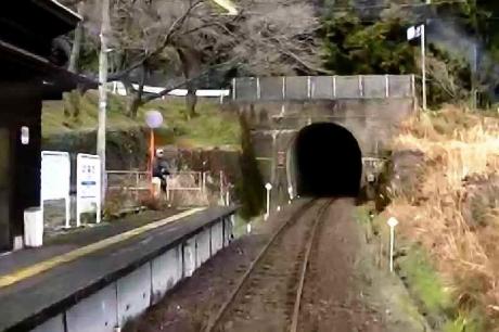 樽見鉄道 日当駅snapshot